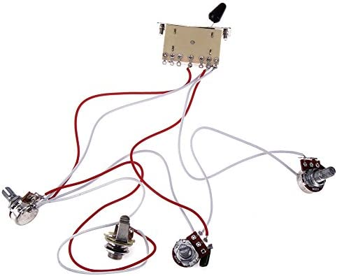 Single Wire Guitar Output Jack