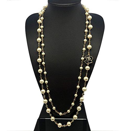 top 5 best chanel earrings,sale 2017,necklaces,Top 5 Best chanel earrings and necklaces for sale 2017,