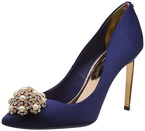 Ted Baker Damen Peetch 2 Pompe Blau (navy)