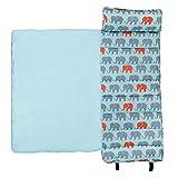 Wildkin Original Nap Mat with Pillow for Toddler