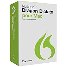 Nuance Communications, Inc. DRAGON DICTATE 4.0, FRENCH