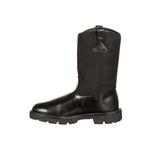 Mens Uomo Non Armato Metallizzato Da 10 Guardie, Boot-fq0006300