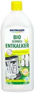 Brauns Heitmann bio–Descalcificador rápido, 6unidades (6x 250ml)