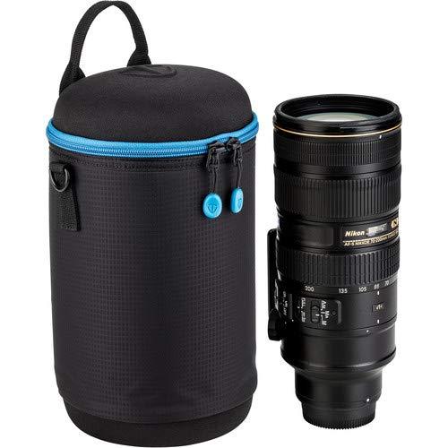 Organiseur de Sac /à Main Noir Black Tenba Tools Lens Capsule 9x4.8 in. 23x12 cm 27 cm