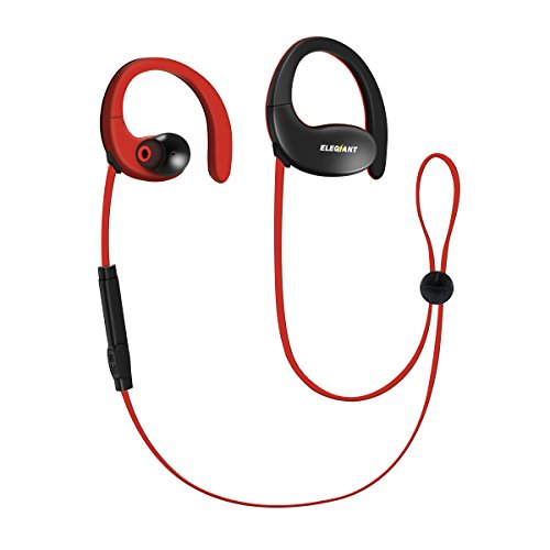 Sports Running Noise Cancelling Bass Headsets with Mic HIFI (Black) - 6