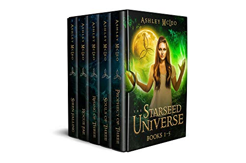 The Starseed Universe: Books 1-5 by [McLeo, Ashley]