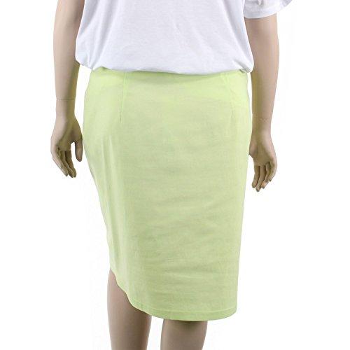 du Vert Anis THAT'S Femme Ultra 44 Strech Grande Vert 58 au Droite Taille Anis Jupe ME 4qBqwvnHF