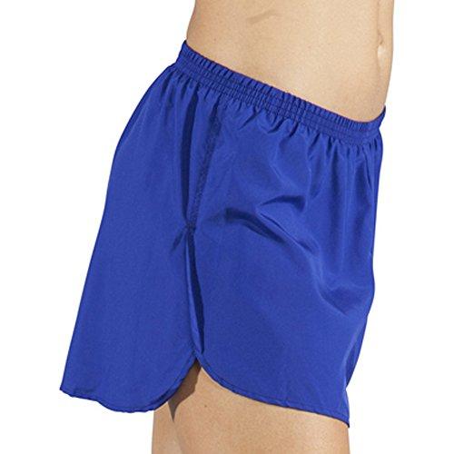 BOA Women's 1.5 Split Trainer Running Short(1201B) (ROY, medium) - Boa Running Shorts