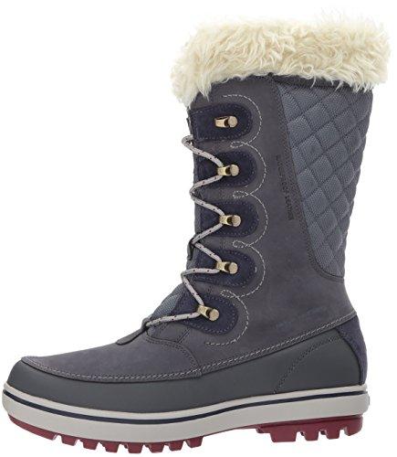 Helly Hansen Women's Garibaldi Snow Boot, Graphite Blue/Ebony/Ne, 9 M US by Helly Hansen (Image #5)
