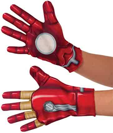 Rubie's Costume Co - Avengers 2 - Age of Ultron: Iron Man Child Gloves