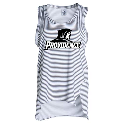 Official NCAA Providence Friars - Women's Stretchy Striped Tank for $<!--$23.00-->