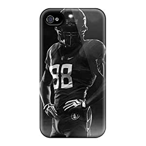 Hot OVH2421ydJt Nfl PC Cases Covers Compatible With Case For Iphone 4/4S Cover