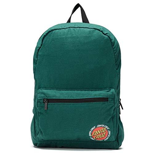 Santa Cruz Men's Boardwalk Backpacks,One Size,Green