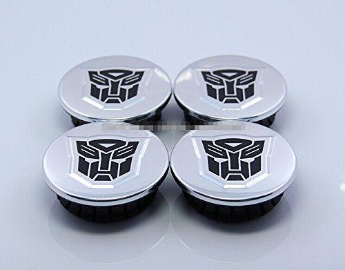transformer wheel center cap - 4