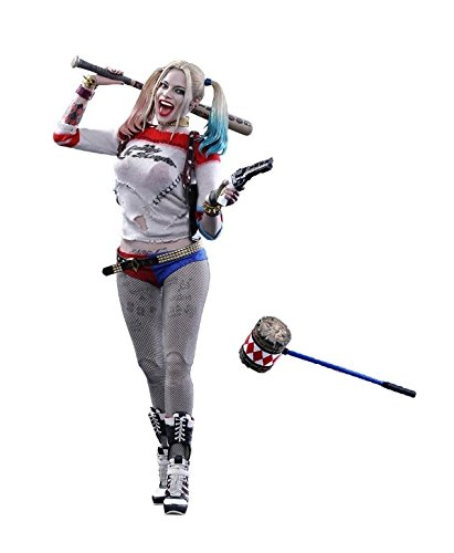 Movie masterpiece suicide squad Harley Quinn in the bonus accessory set 1 / 6 scale by Hot toys