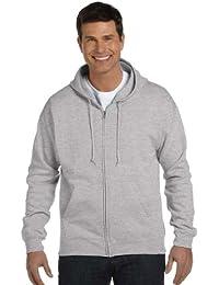 Hanes Men's Comfortblend Full-Zip Hood 7.8 oz (Set of 2)...