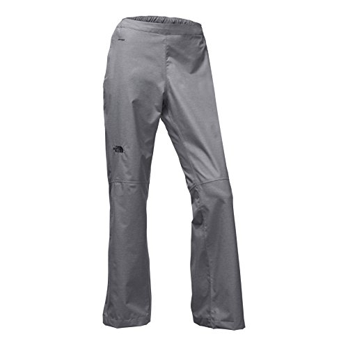 The North Face Women's Venture 2 1/2 Zip Pants TNF Medium Grey Heather X-Large 32