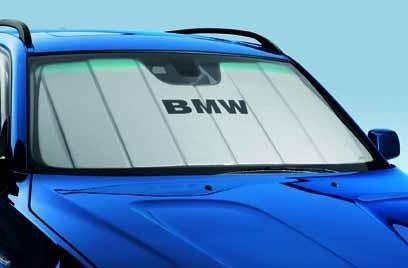 BMW X3 Genuine Factory OEM 82110304992 X3 E83 Windshield Sunshade 2001 - ()
