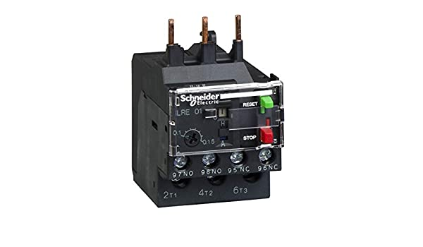 Schneider LRE08N Thermal Overload Relay 2.5-4A New