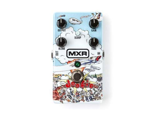 MXR Dookie Drive Guitar Effects Pedal