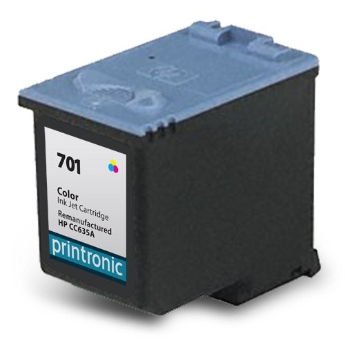 Remanufactured Cartridge Replacement CC635A Black