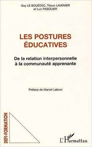 Livre gratuits Les postures éducatives pdf, epub
