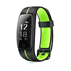 IMPORTANTFor initial setup, please download the User Manual on this page or at the Microtella website.Requires smartphone with iOS 7.1 & above or Android 4.4 & above.Download Mobile app: VeryfitPro app to connect the Fitness Tracker.B...