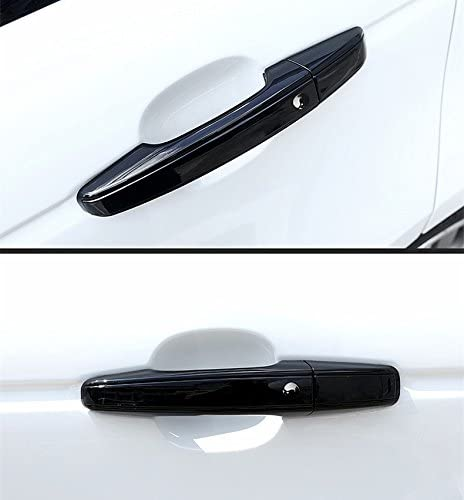 For Discovery Sport 2015 2016 2017 ABS Matt Silver Interior Door Handle Trims Car Accessories Auto Parts Replacement style