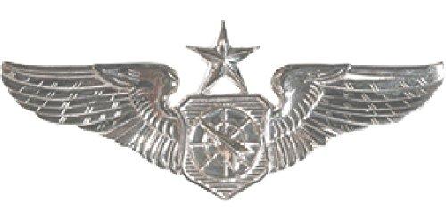 (Air Force Air Battle Manager Dress Brite Badges (Full Size, Senior))