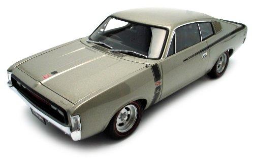 AUTOart – 71506 – Fahrzeug Miniatur – Chrysler Charger E49 – Silber – Maßstab 1 18