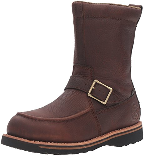 (Irish Setter Men's Wingshooter Side Zip 839 Hunting Boot, Brown, 10.5 D US)