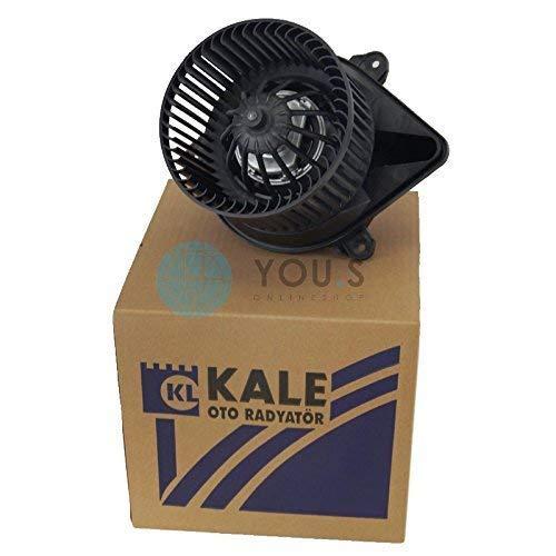 Kale Heater Blower Fan Electric Motor Diameter: 147 mm Voltage: 12 V - 2720500QAC: