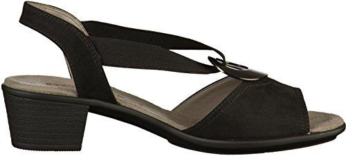 Ballina Sandals Black Schwarz T H Weite Bar Jenny Women's Black C1nRBB