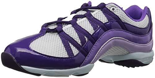 Bloch Women's Wave Split Sole Dance Sneaker Shoe, Purple, 8.5 M US]()