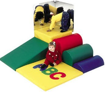 Children's Factory ABC Soft Mini Corner Abc Soft Mini Corner