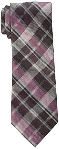 Calvin Klein Men's Plaid Tie
