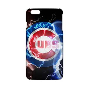 SHOWER 2015 New Arrival chicago cubs 3D Phone Case for iphone 6 plus