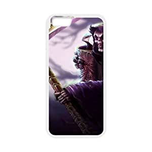iPhone 6 4.7 Inch Cell Phone Case White Karthus League of Legends 003 YE3399949