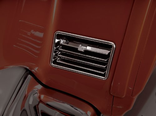Show Chrome Accessories 52-642 Lower Air Vent