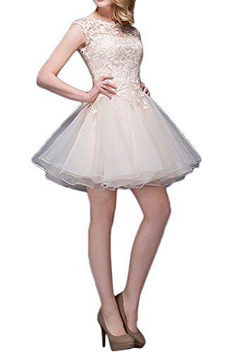 Partykleider Neu Weiß Festlich Ivydressing Spitze Damen Promkleider 2017 Abendkleider Kurz Tuell wqUAXaC6x