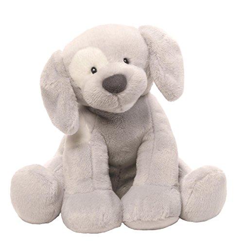 Keywind Musical Stuffed Animal Plush, Gray, 8