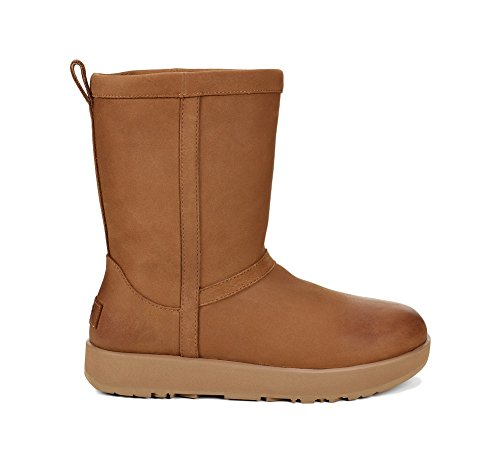 UGG Womens Classic Short L Waterproof Snowboot Chestnut ndEFhxMF