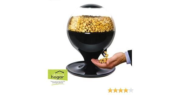 Dispensador de golosinas y frutos secos automática por sensor con pilas o alimentador (1): Amazon.es: Hogar