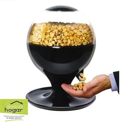 Dispensador de golosinas y frutos secos automática por sensor con pilas o alimentador (1)