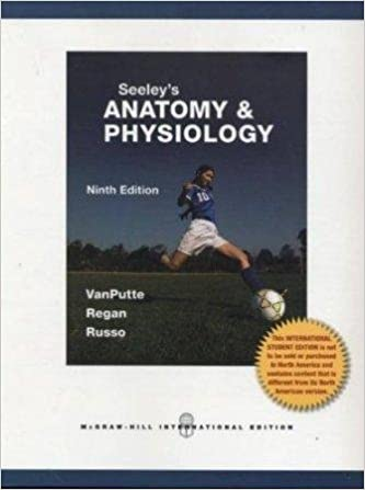 Amazon.com: Seeley\'s Anatomy & Physiology, 9th edition ...