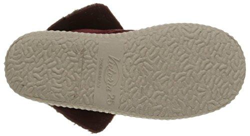 Victoria 106794, Unisex-Kinder Desert Boots Rot (Burgundy)