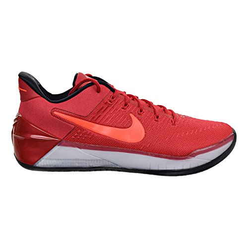 NIKE Kobe A.D. Men's Basketball Shoes University Red/Black 852425-608 (12 D(M) US)