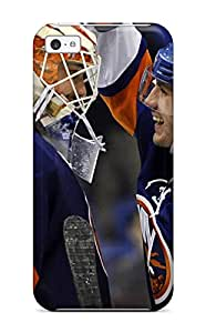 New Cute Funny New York Islanders Hockey Nhl (36) Case Cover/ Iphone 5c Case Cover
