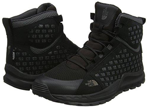 411425687 The North Face Men's Mountain Sneaker Mid Waterproof (9, TNF Black ...