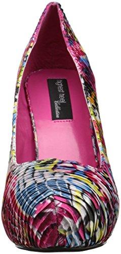 Highest Platform Heel The Women's ffab Fabric Sade Fuschia 11 Pump OdqY5qw